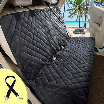 Dog Carrier Impermeabile Copri del sedile dell'auto posteriore Tappeto posteriore - Travel Cushion Protector