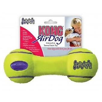 Kong Airdog Squeaker Dumbell Small