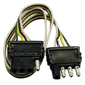 Peterson V5401 4-Way To 4-Way Harness Extension 30""