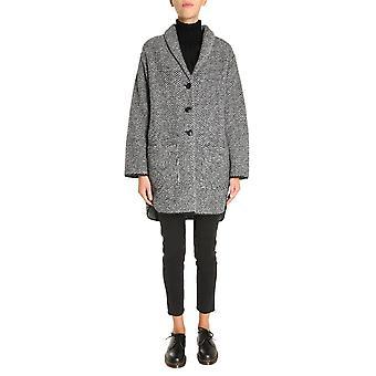 Woolrich Wwts0019frut18121754 Women's White/black Polyester Coat