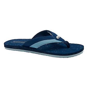 Eläinten Huxley Flip Flops - Indigo Sininen