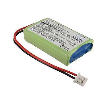 Battery for Dogtra AE562438P6H BP74T2 1900S 1902S 2300NCP 2300TX 2302NCP ARC 800