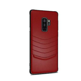 Soft Case pour Samsung Galaxy Note 8 Red jinuoshuma-103