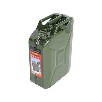 Jerry can 20 litre metal green tuv-gs