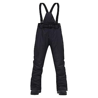 Large Size Ski Pants, Windproof Waterproof Warm Snow Trousers