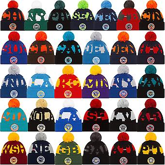 New Era NFL Sideline On-Field Official 2020 American Football Beanie Bobble Hat