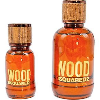 Dsquared2 D2 Wood Ph x20 EDT 100ml Set2