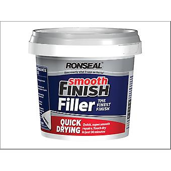 Ronseal Smooth Finish Quick Dry Filler 600g