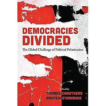 Democratieën verdeeld: De wereldwijde uitdaging van politieke polarisatie