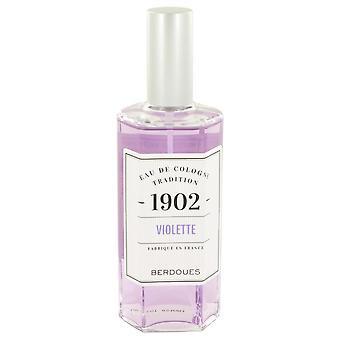 1902 Violette eau de cologne by berdoues 125 ml
