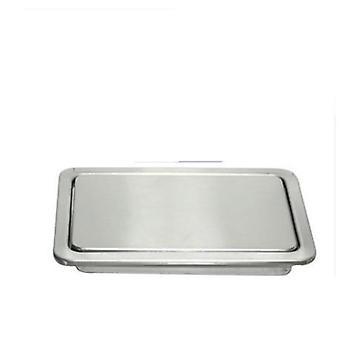 Copertura lid Flap Flap in acciaio inossidabile Flush Recessed