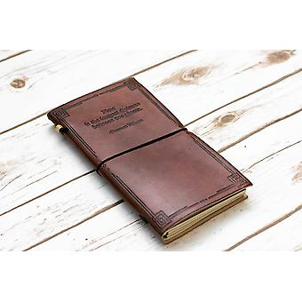Tennessee Williams Traveler&s Notebook