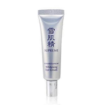 Sekkisei supreme whitening eye cream 257311 20ml/0.7oz