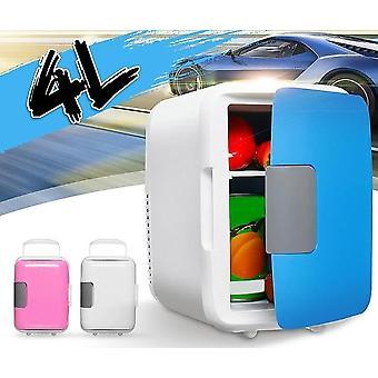 Køleskabe Ultra Quiet Lav Støj Mini Køleskabe Fryser Køling