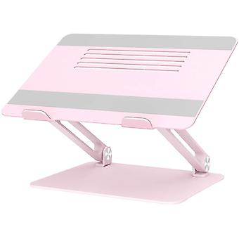 BoYata Laptop Stand, Multi-Angle Laptop Riser with Heat-Vent