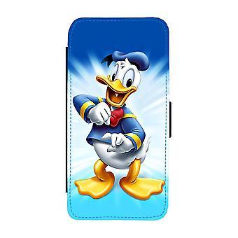 Kalle Anka iPhone 12 Mini Plånboksfodral