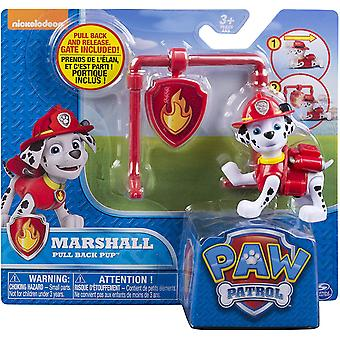 Paw Patrol Action Pack Pup (1 Random Supplied)