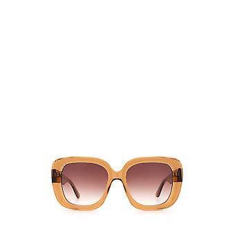 Chimi #108 brown female sunglasses