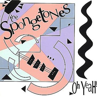 Spongetones - Oh ja! [CD] USA import