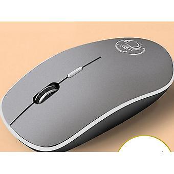 Trådløs lydløs mus