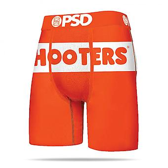Hooters Corp Logo Boxer Slips