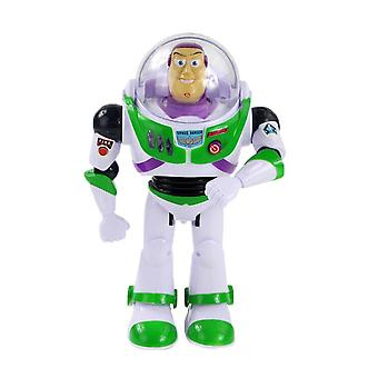 Toy Story Action Figures, Talking Buzz Lightyear, Pvc Model