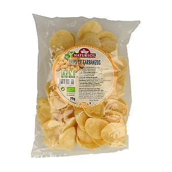Chickpea Chips Bio 70 g