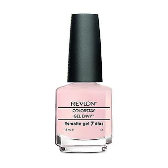 Гель лак для ногтей 7 дней colorstay гель зависть No 040 розовый хлопок 15 мл геля 15мл
