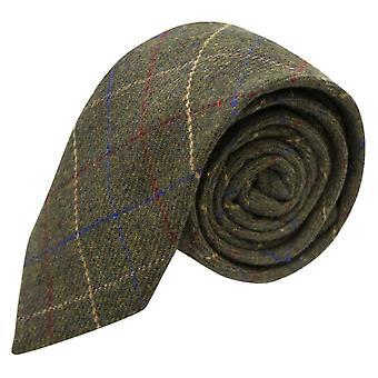 Erfgoed check Regency Green Tie