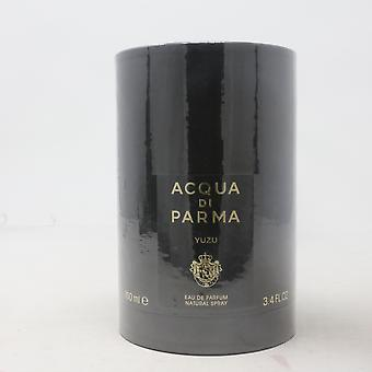 Yuzu van Acqua Di Parma Eau De Parfum 3.4oz/100ml Spray Nieuw Met Doos
