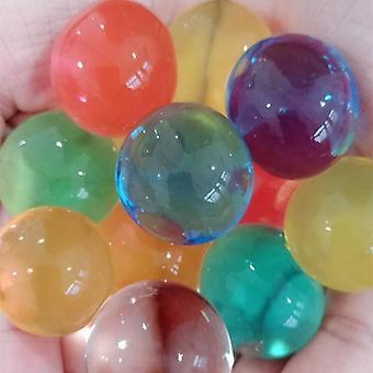 50kpl suuret vesikidut Orbis Balloon Crystal Magic Ball -maljakon täyteaine