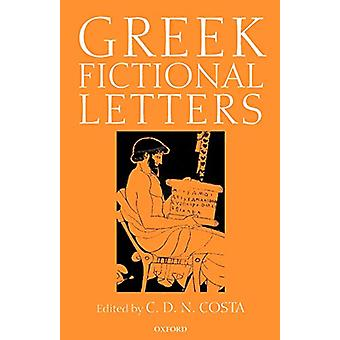 Greek Fictional Letters par C. D. N. Costa - 9780199245468 Livre