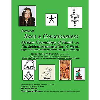 Secrets of Race & Consciousness Revealed in Ka AB Ba (Kabala) the