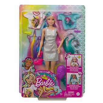 Poupée de cheveux de fantaisie de Barbie