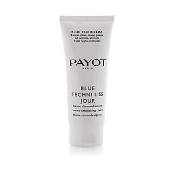 Payot blauw Techni Liss Jour Chrono-Smoothing Cream (Salon grootte) 100ml/3.3 oz