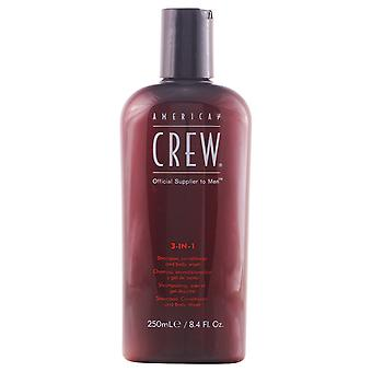 American Crew 3 In 1 Sport Edition 250 ml
