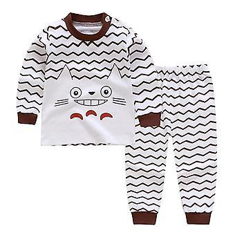 Lapset Pyjama, Lasten Sarjakuva Univaatteet Vauvanvaatteet Setti