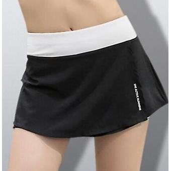 Women's Mini Tennis Skirts, Bottom Shorts Anti Sports Skirts