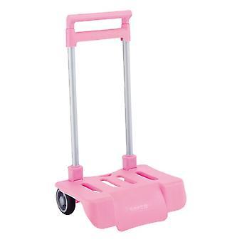 Taittuva reppuvaunu Safta Pink