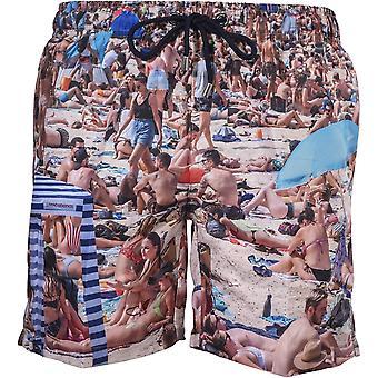 Franks Bondi Beach Swim Shorts, Multi