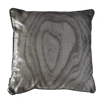 kissen Oslo 60 x 60 cm Polyester grau