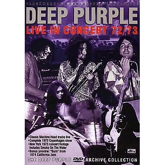 Deep Purple - Scandinavian Nights-Live in Concert 1972-73 [DVD] USA import