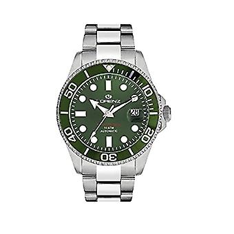 Lorenz Men's Automatic Analog Watch with Stainless Steel Strap 030081DDD