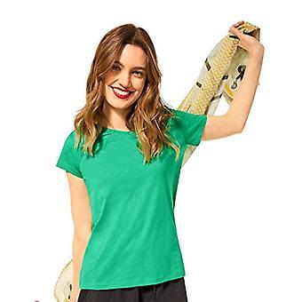 Street One Gerda T-Shirt, Yucca Green, 42 Woman