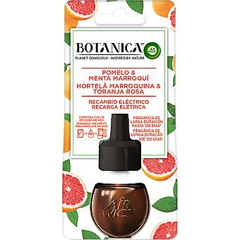 Air Wick Electric Air Freshener Grapefruit and Moroccan Mint refill 19 ml