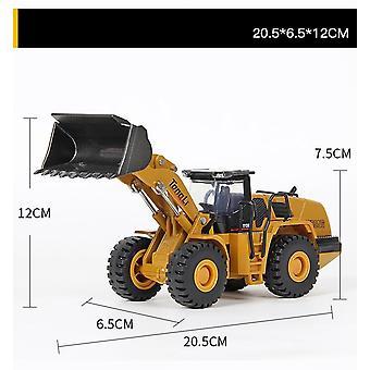Dump Truck Excavator Wheel Loader1:50 Construction Vehicle Classics Series Car Toys for Boys