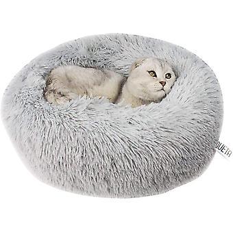 Katzenbett Schöne Tierbett, Klein Hund Bett Haustierbett Plüsch Weich Runden Katze Schlafen Bett