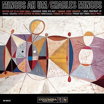 Charles Mingus - Mingus Ah Um Vinyl