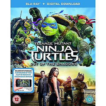 Teenage Mutant Ninja Turtles: Aus den Schatten Blu-ray Digital Download