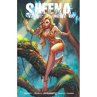 Sheena: Queen Of The Jungle: Volume 1